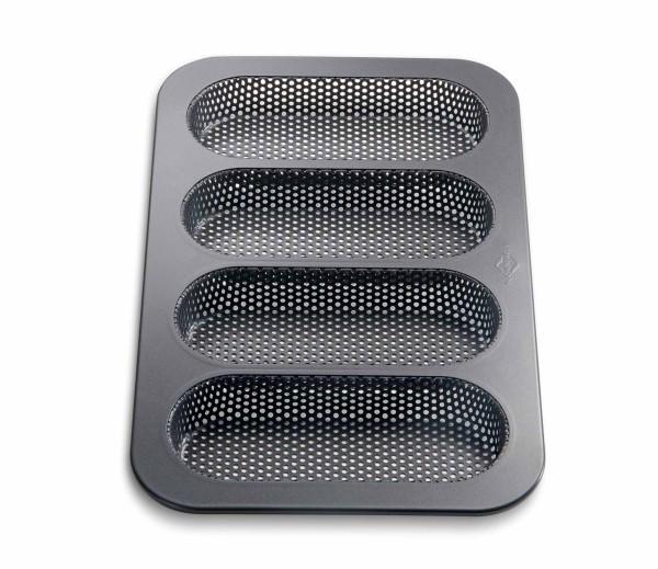 Mini-Baguette-Form 4er