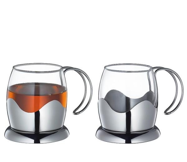 Teegläser EARL GREY, 2er Set TEA
