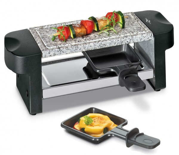 Raclette HOT STONE DUO