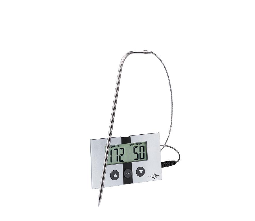 Küchenprofi Digitales Grill-Thermometer Quick Bratenthermometer