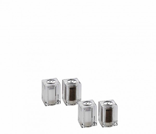 Mini-Streuer Set, 4 teilig